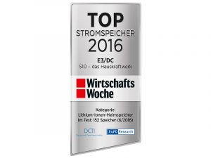TOP Stromspeicher