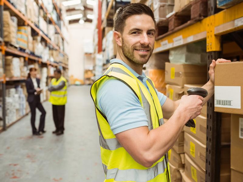 Bewerben Sie sich jetzt als Mitarbeiter Versand und Logistik in Wetter (Ruhr)