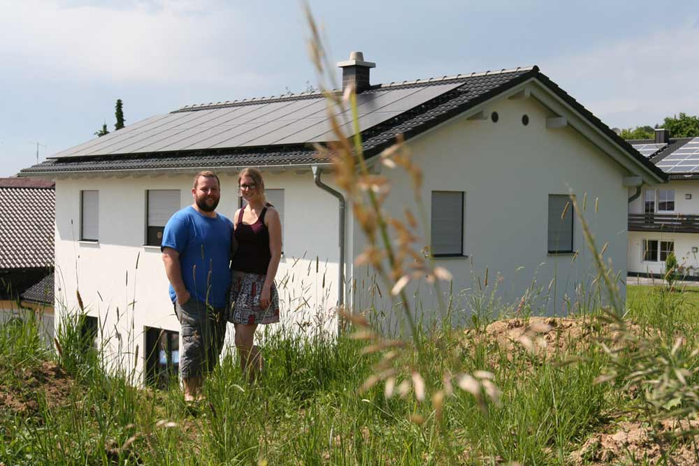 Energy storage solutions for your home