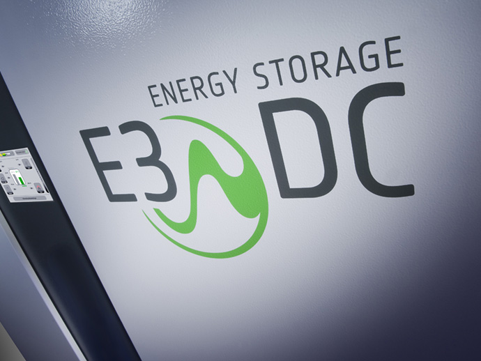 energy storage by E3/DC