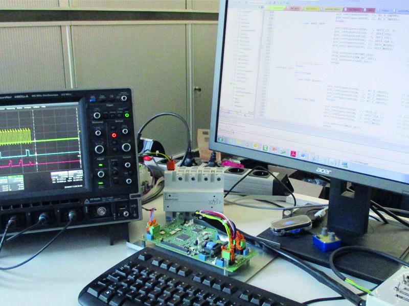 Softwareentwickler für Microcontroller (m/w)