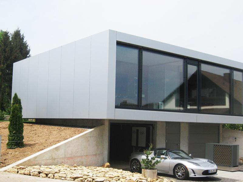 Solarstromspeicher Neubau Investition