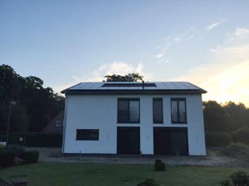 10 kWp PV + Speicher