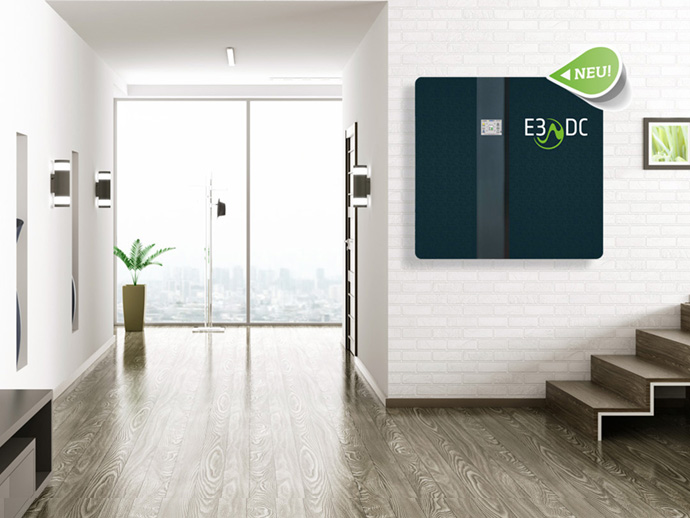 Energy storage and Wallbox by E3/DC