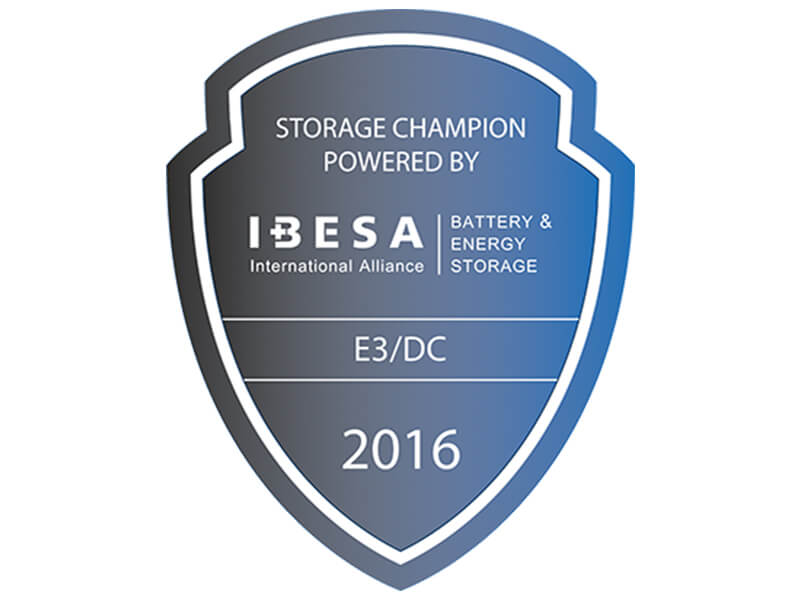 IBESA Storage Champion