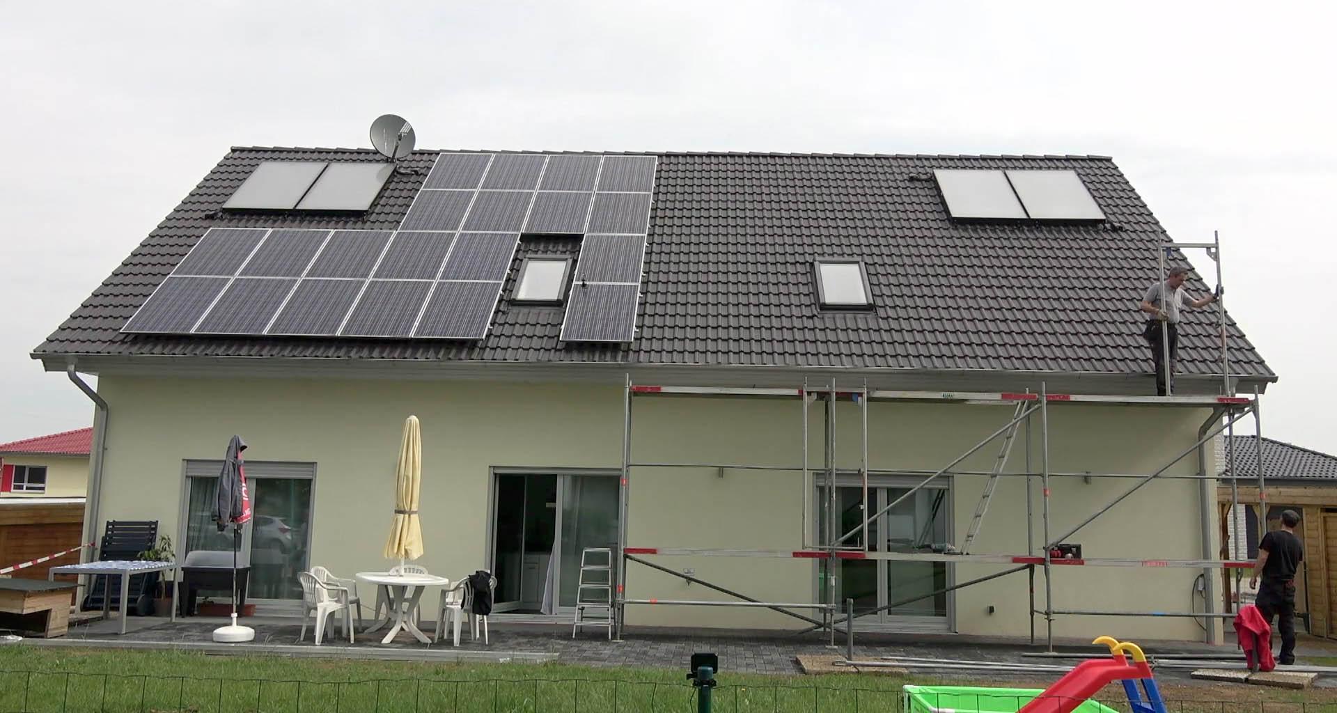 Eigenstrom im Haushalt und solare Mobilität