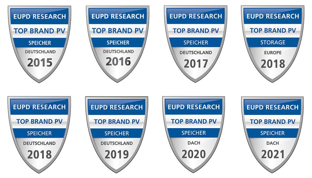 Top Brand PV Speicher