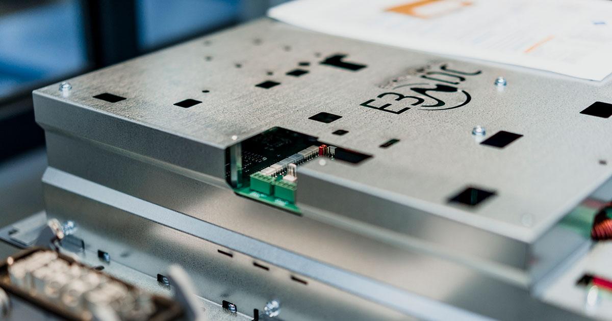 E3DC_Fertigung_Wechselrichter
